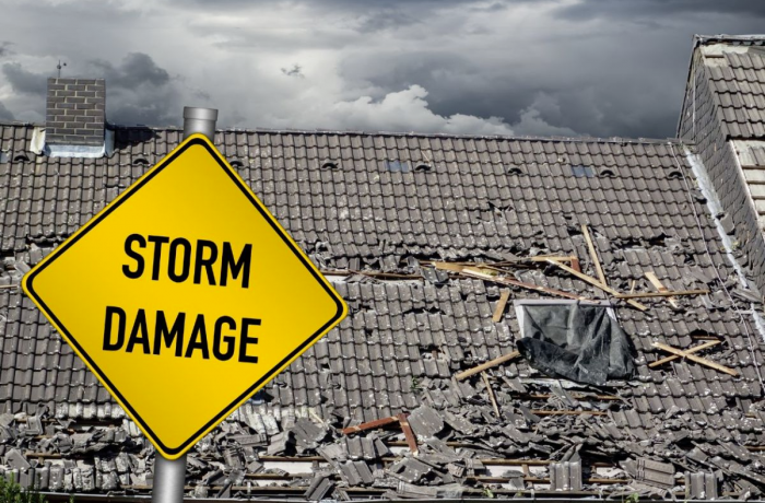 Storm Ciara and Storm Dennis Cause 378 Roof Problems, No Match for Rapid Response Maintenance